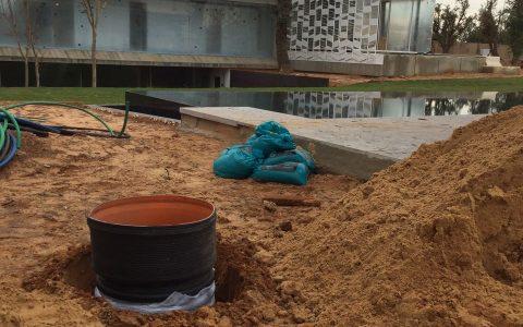מוצרי חלחול ומערכות לניקוז מי גשם 2